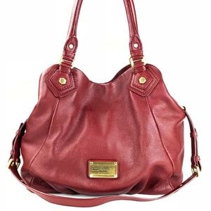✨ Marc by Marc Jacobs Classic Q Fran Red